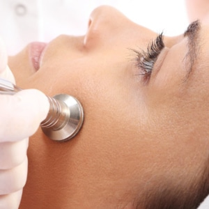Hydro and Diamond microdermabrasion treatments
