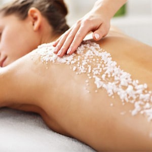Exfoliation treatments